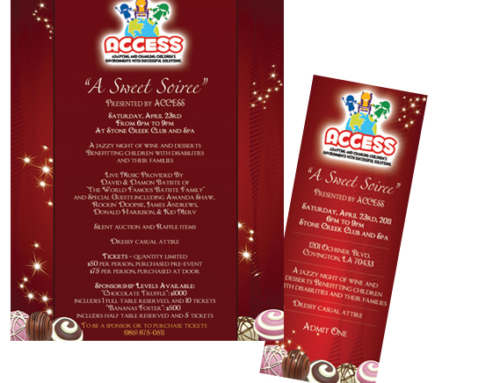 "ACCESS Presents ""A Sweet Soiree"""