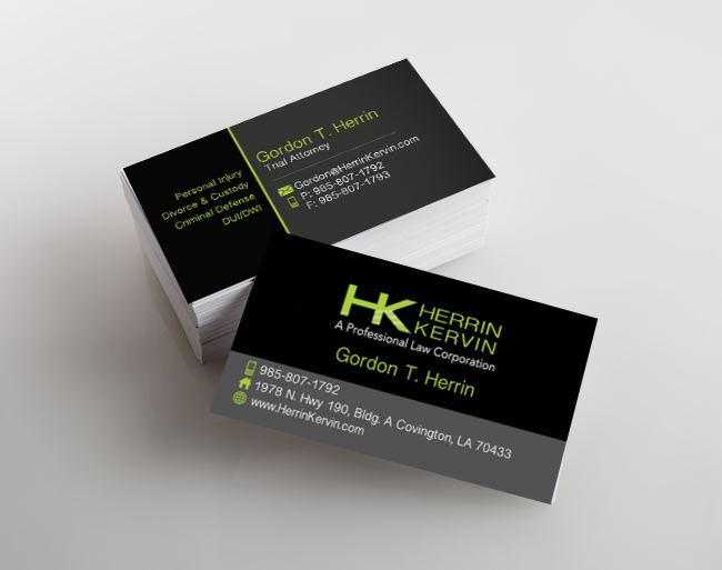 20 best of business card design video images business cards ideas herrin kervin injury attorneys web design marketing new reheart Images